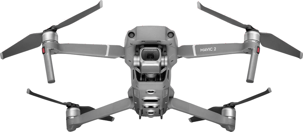 Gray DJI Mavic 2 Pro with Smart Controller.5