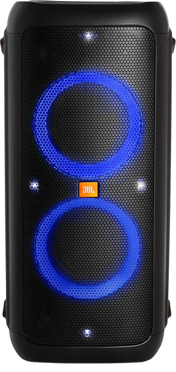 Black JBL Bluetooth Speaker PartyBox 200.1