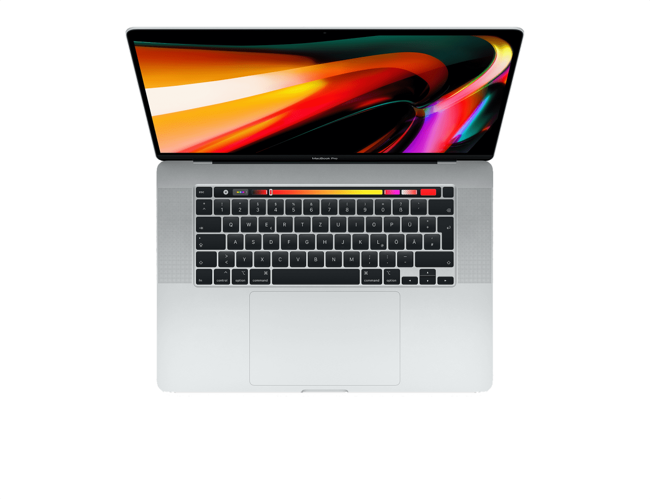 "Silver Apple 16"" MacBook Pro (Late 2019).2"