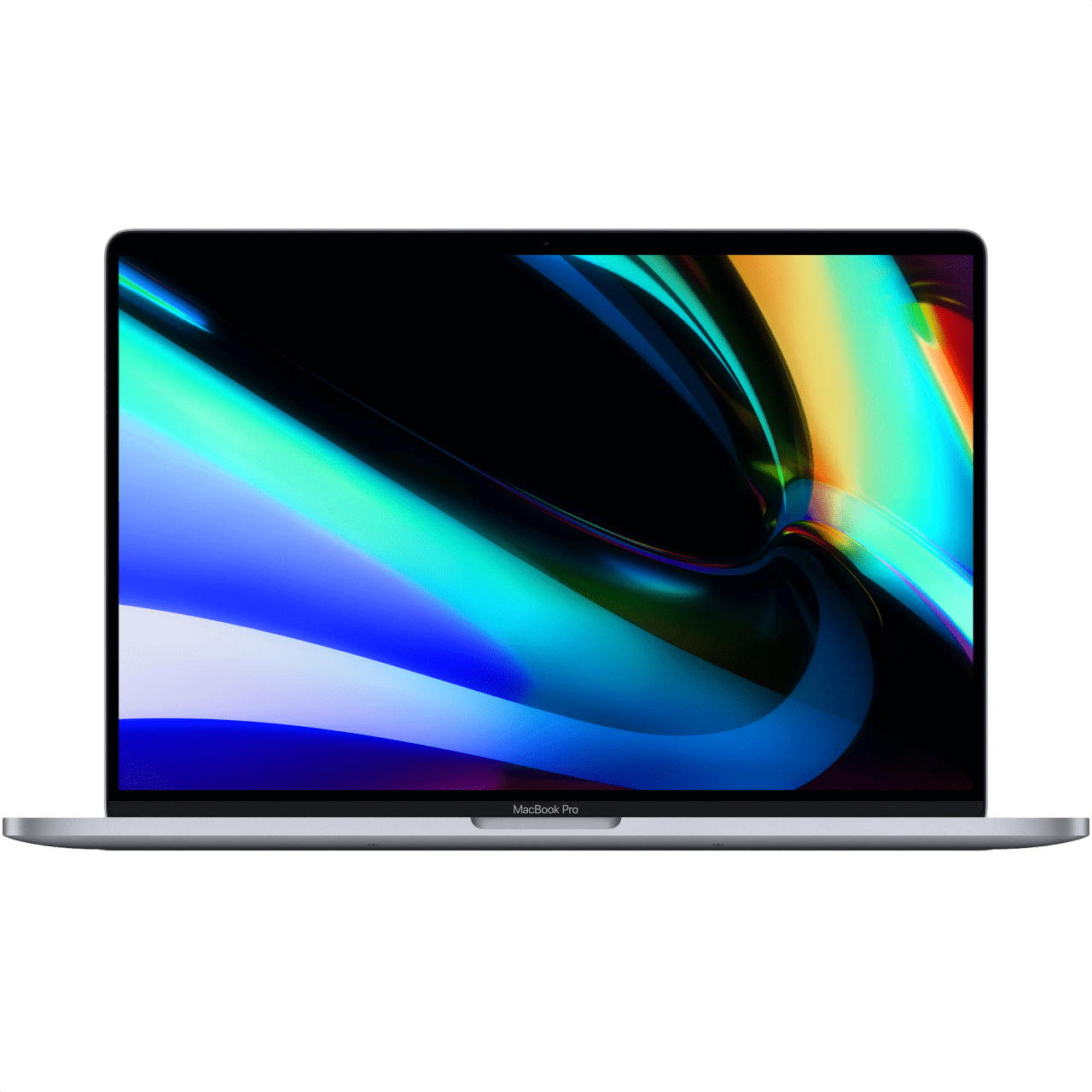 """Space Grey Apple 16"""" MacBook Pro (Late 2019) - English (QWERTY).1"""