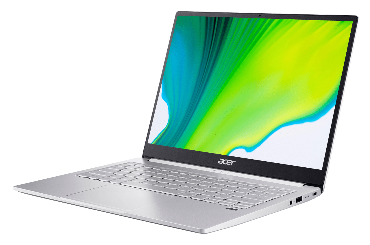 Silver Acer Swift 3 SF313-52-5882.3