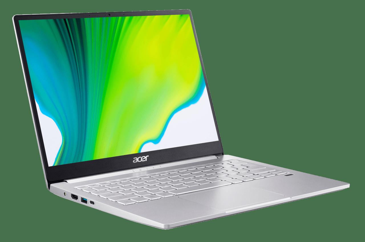 Silber Acer Swift 3 SF313-52-5882.4