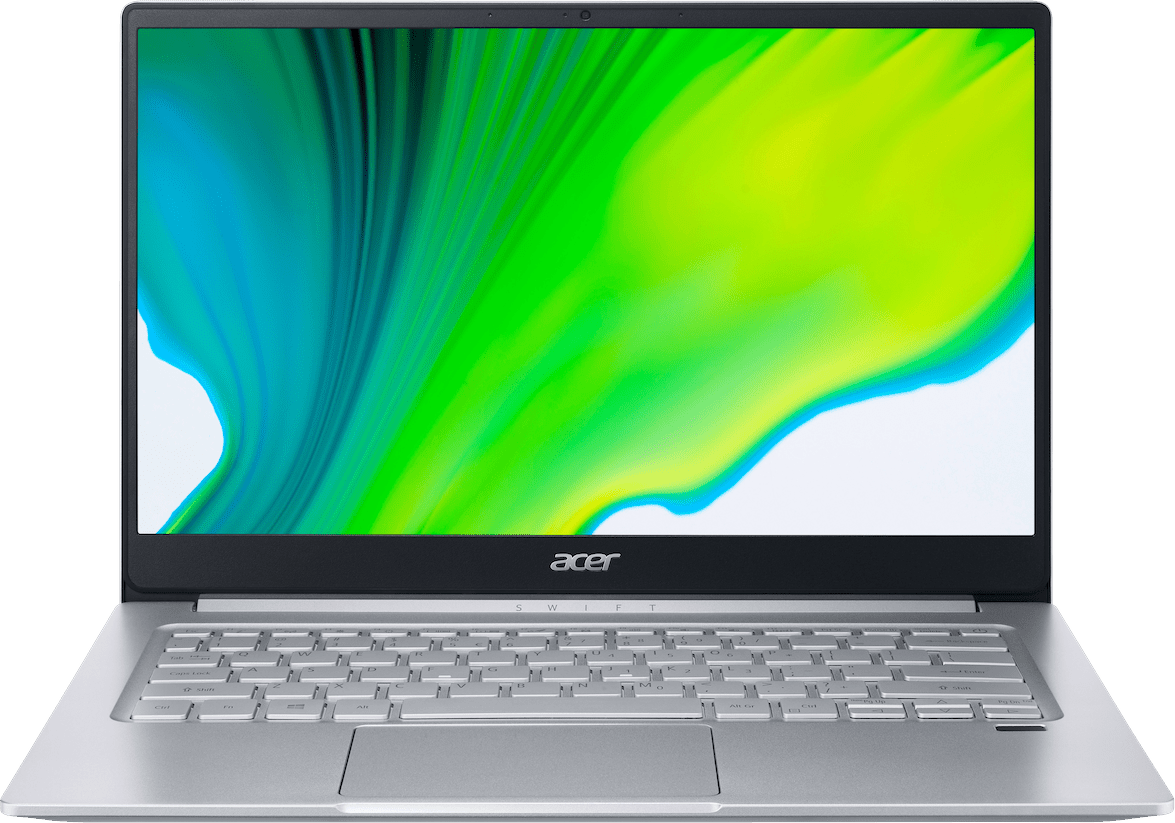 Silver Acer Swift 3 SF314-42-R54P.1