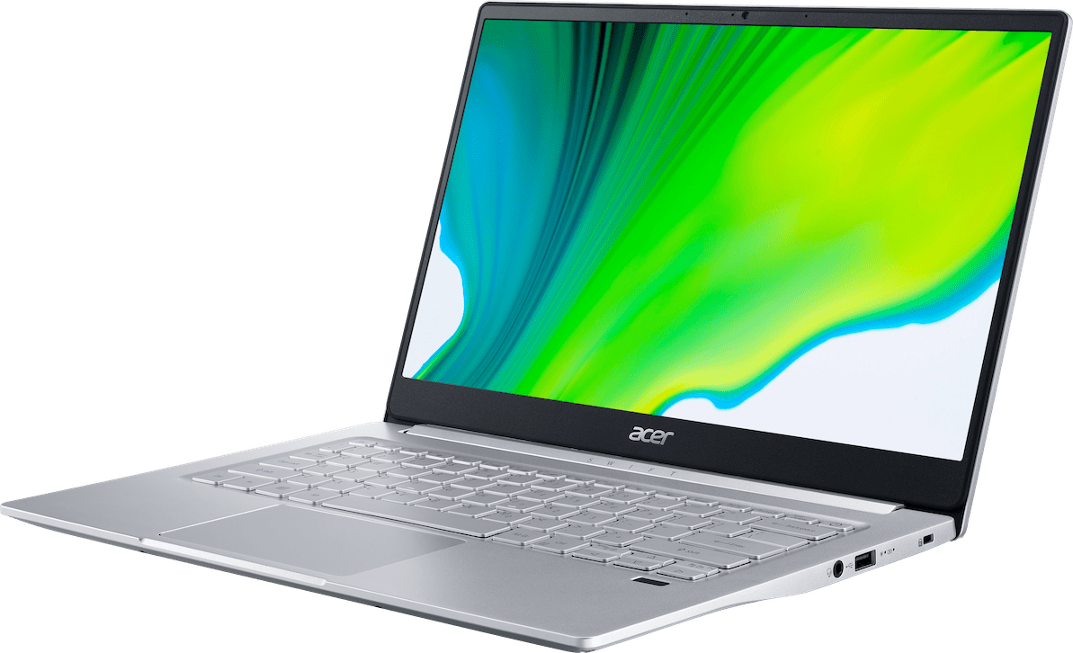Silver Acer Swift 3 SF314-42-R54P.2