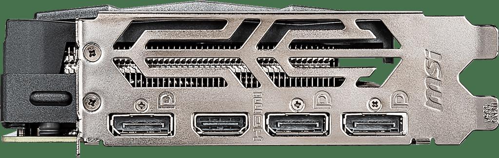 Schwarz MSI GeForce® GTX™ 1660 Super™ Gaming X.3