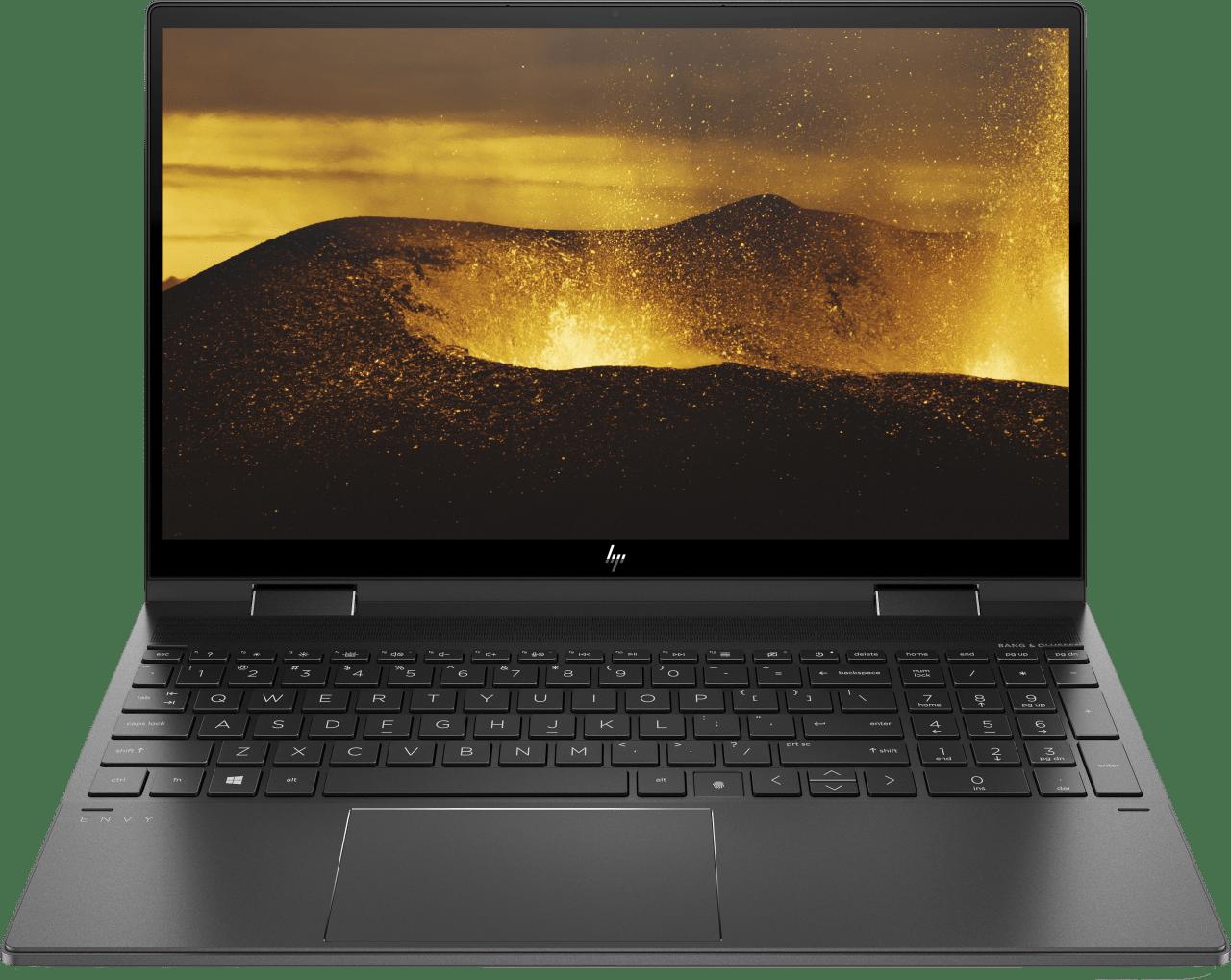 Nightfall Black HP Envy x360 15-ee0265ng.3