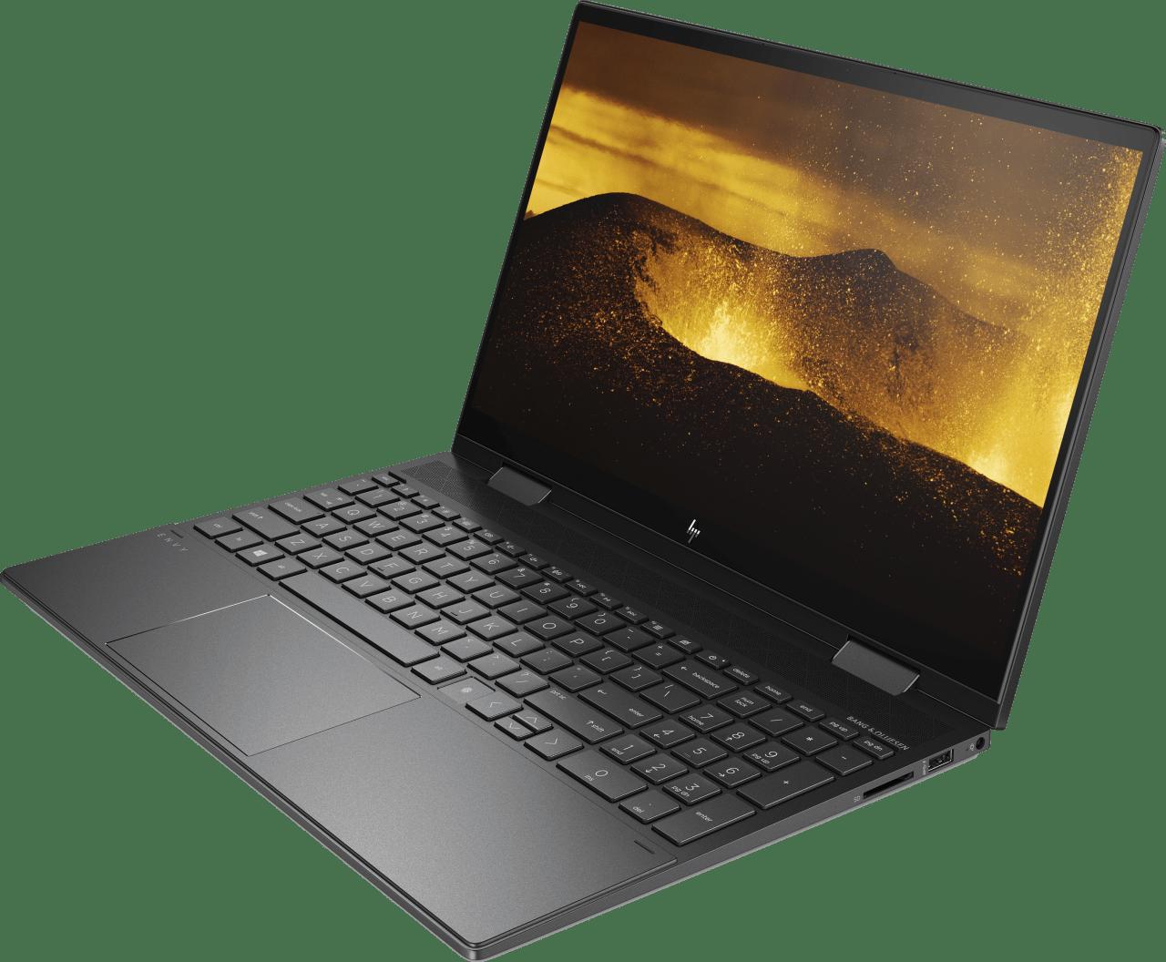 Nightfall Black HP Envy x360 15-ee0265ng 2in1 - AMD Ryzen™ 7 4700U - 8GB - 512GB PCIe - AMD Radeon Vega Graphics.2
