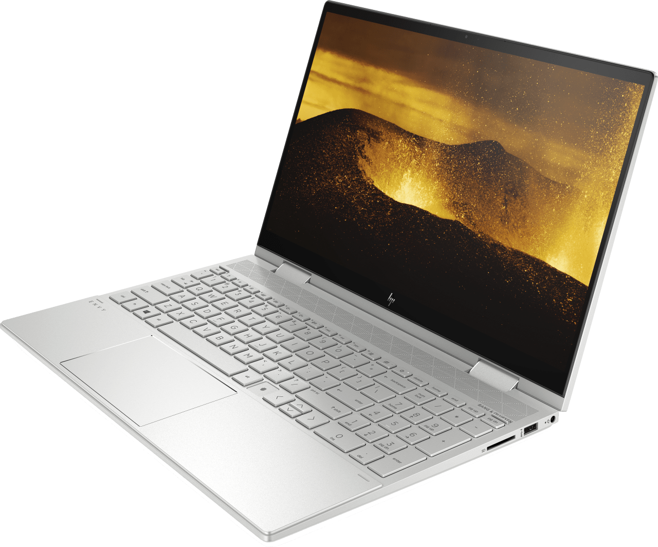 Natural Silver HP Envy x360 15-ed0278ng.3