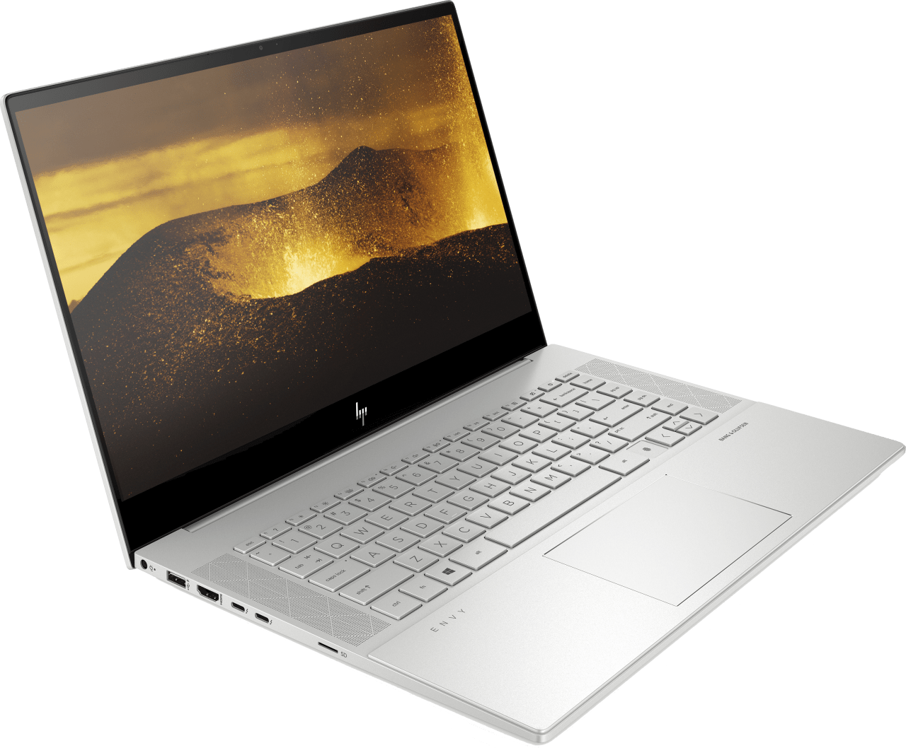 Natural Silver HP Envy Creators 15-ep0070ng Laptop - Intel® Core™ i7-10750H - 32GB - 1TB PCIe - NVIDIA® GeForce® RTX™ 2060.4