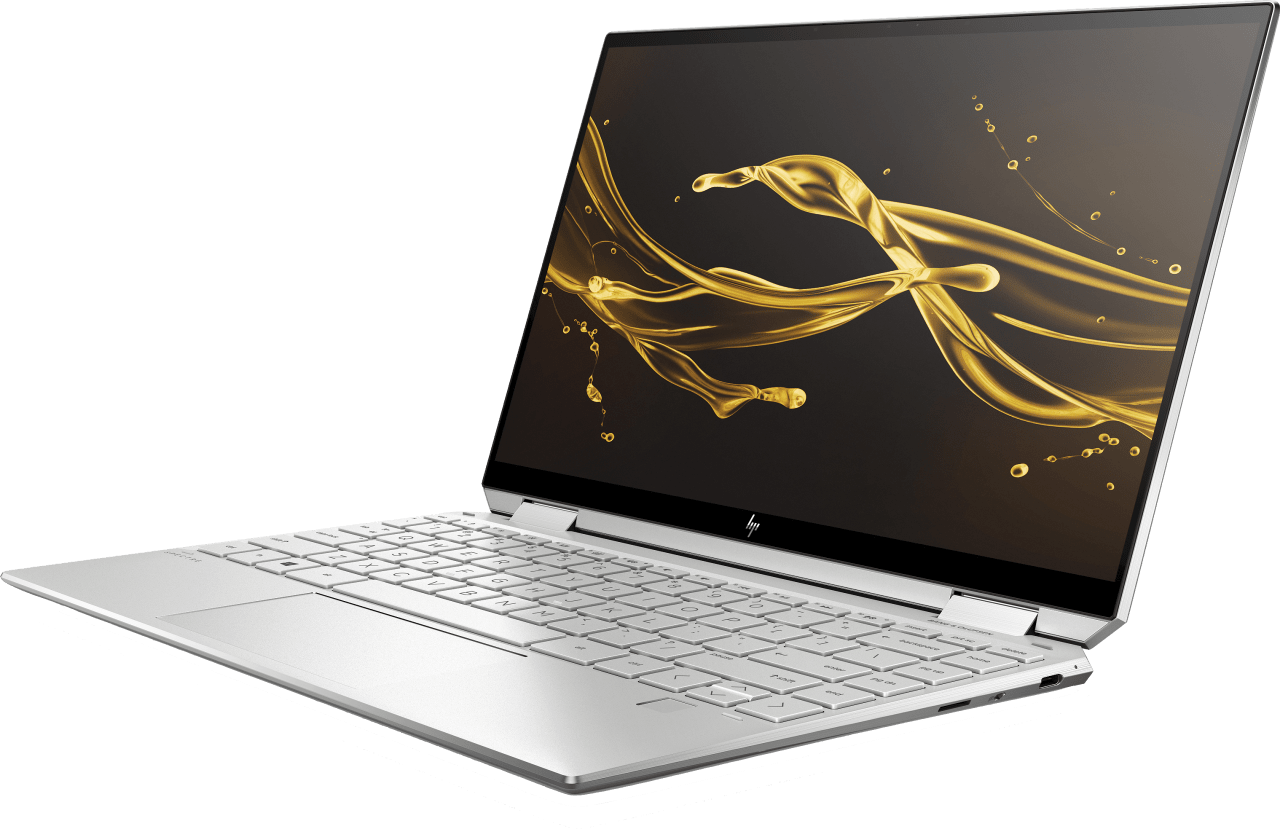 Natural Silver HP Spectre x360 13-aw0030ng 2in1 - Intel® Core™ i7-1065G7 - 16GB - 1TB PCIe - Intel® Iris® Plus Graphics.3