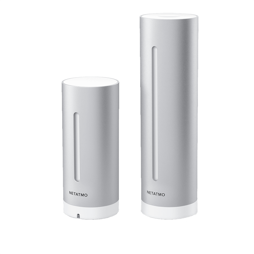 Silver Netatmo Smart Home Weather Station.1