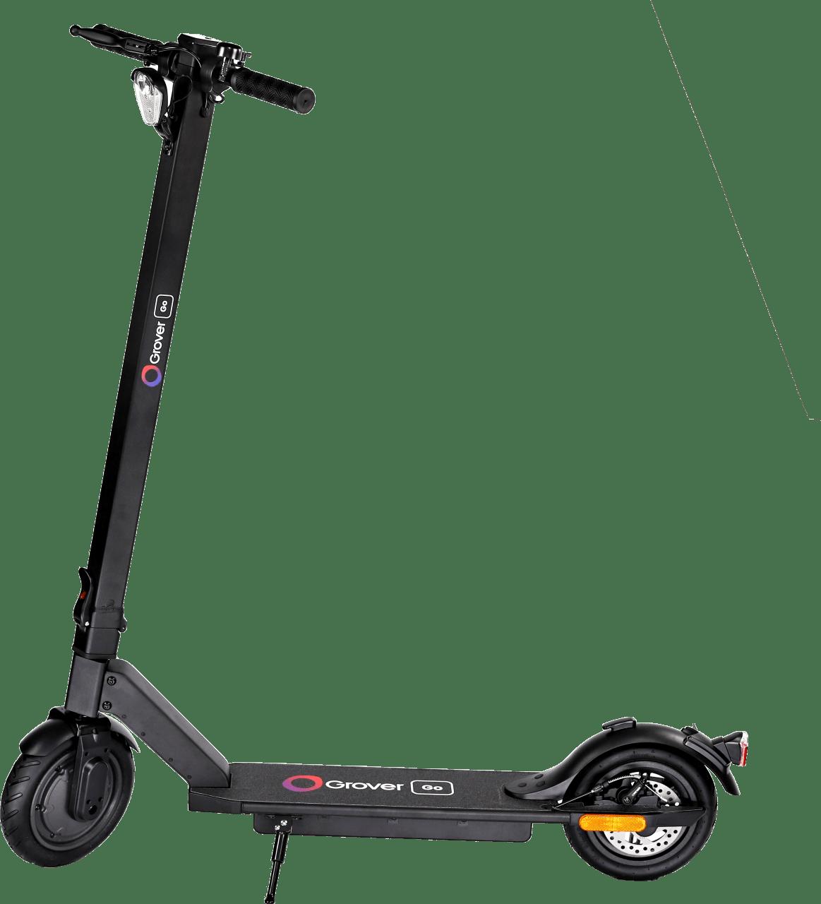 Schwarz GroverGo Scooter.3
