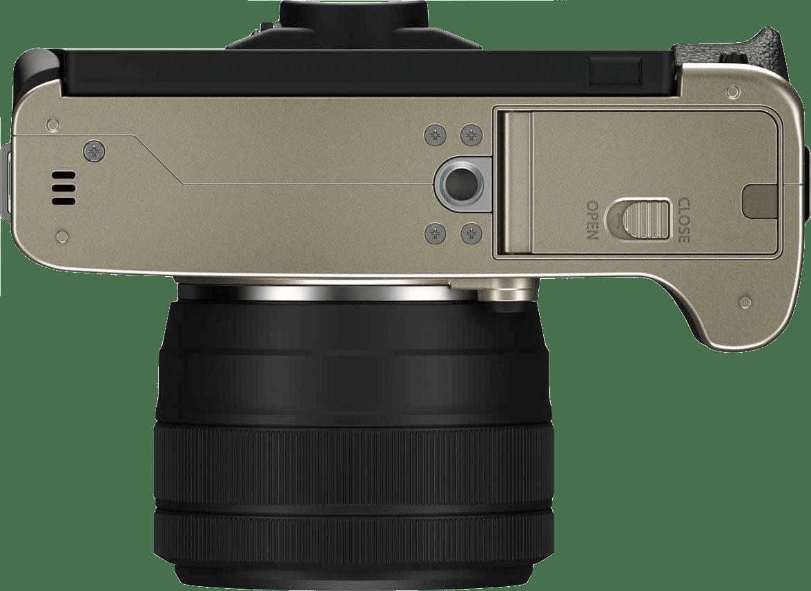 Gold FUJIFILM X-T200 (XC 15-45mm Lens).4