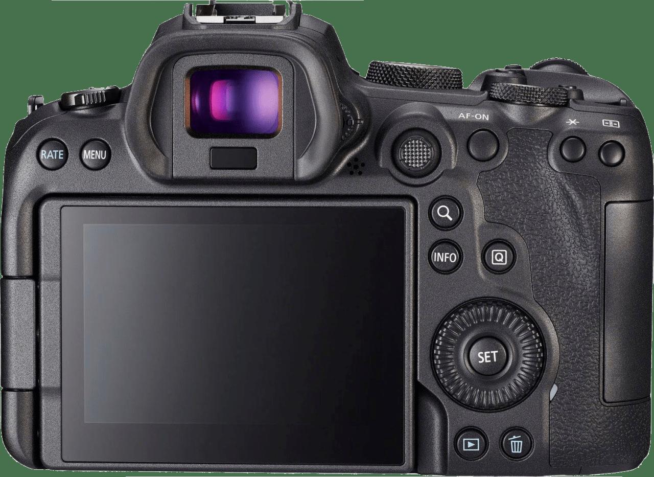 Black Canon EOS R6 + RF 24 - 105mm Lens Kit.2