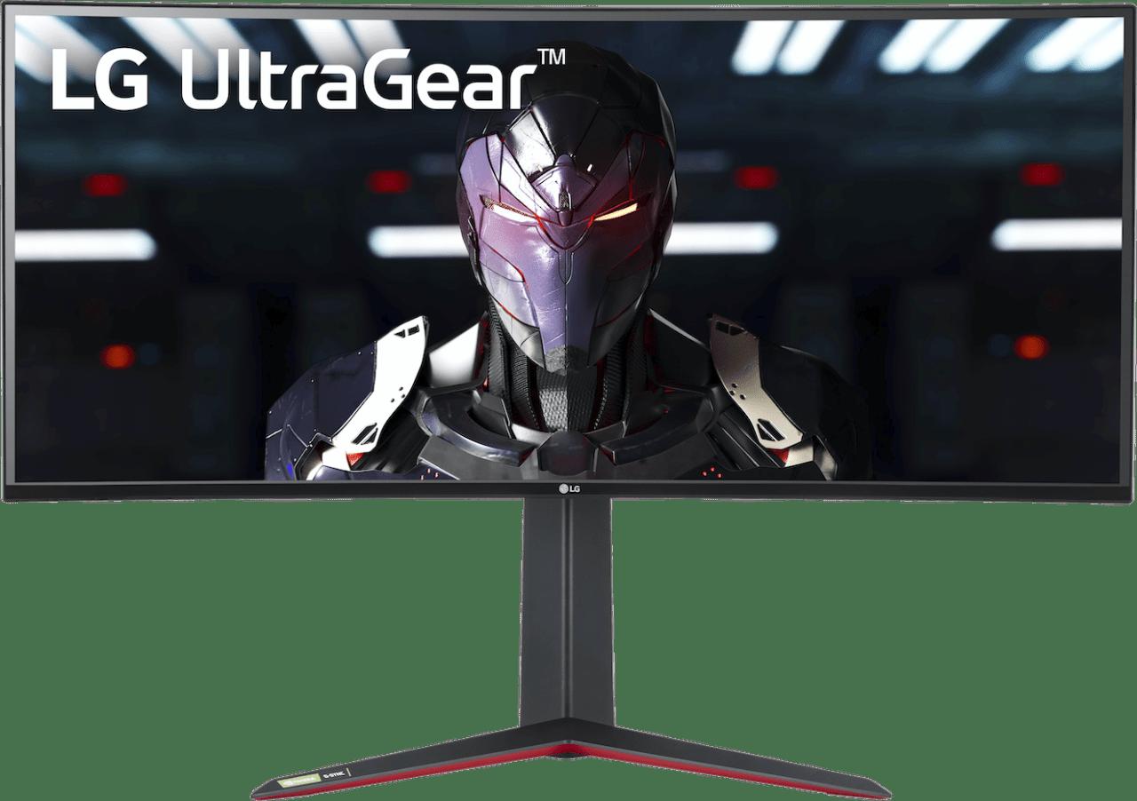 "Mate Black LG - 34"" Curved UltraGear™ 34GN850.1"