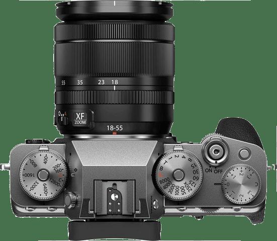 Silber FUJIFILM X-T4 + XF 18-55mm Lens).4