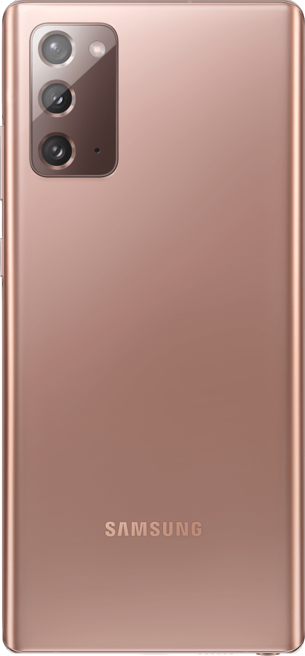 Mystic Bronze Samsung Galaxy Note 20 256GB.3