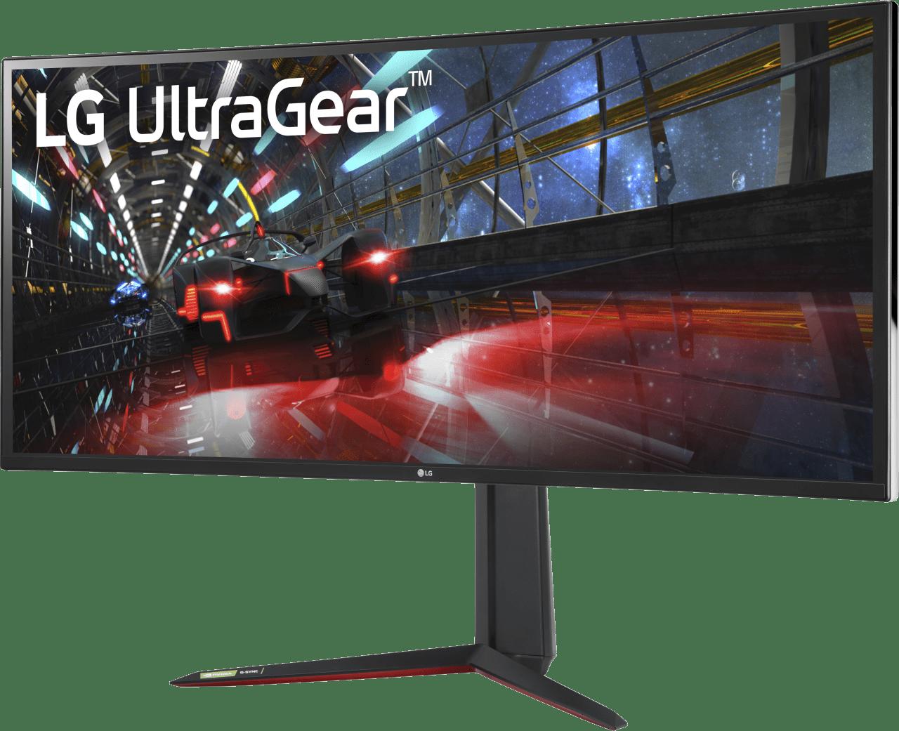 "Mate Black LG - 38"" Curved UltraGear™ 38GN950.3"