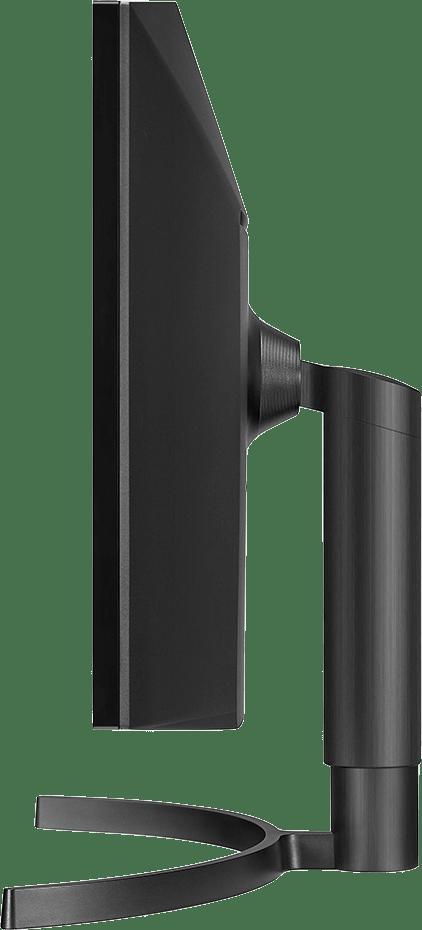 """Mate Black LG - 34"""" 21:9 Curved UltraWide™ 34WN80C.3"""