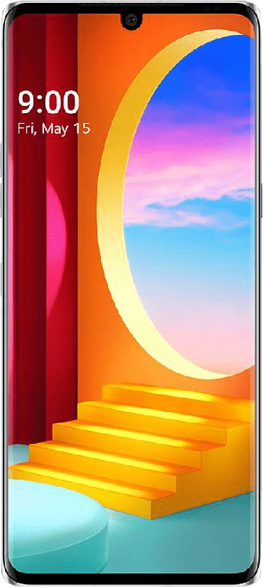 Aurora Silver LG Velvet 128GB.1
