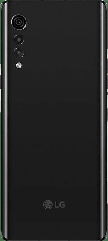 Schwarz LG Velvet 128GB.2