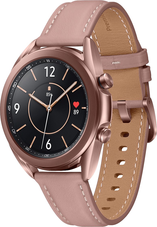 Mystic Bronze Samsung Galaxy Watch 3, 41mm.1
