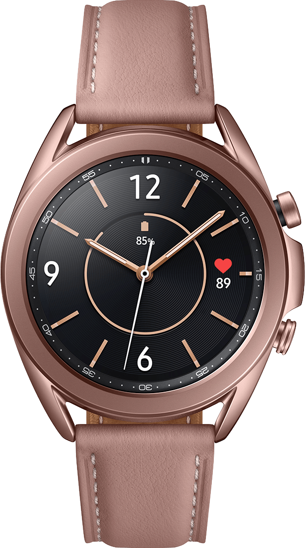 Mystic Bronze Samsung Galaxy Watch 3, 41mm.2