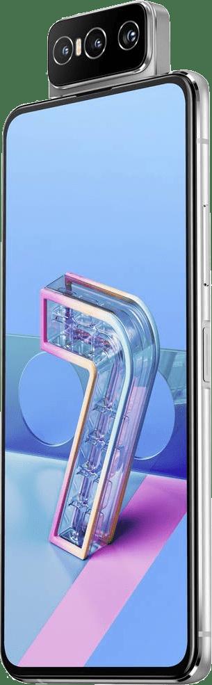 Pastel White Asus Zenfone 7 Pro 256GB.1