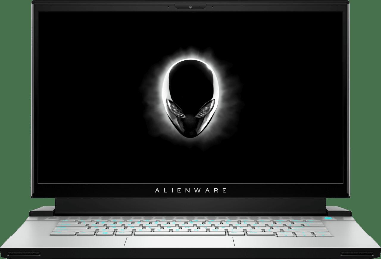 Weiß Alienware m15 R3.1