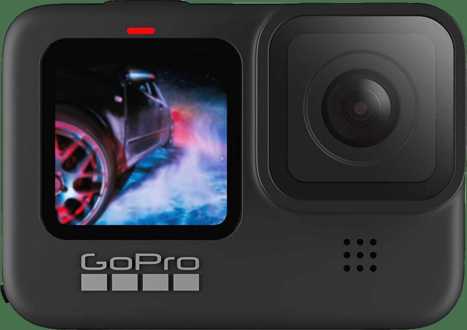 Black GoPro Hero9.1