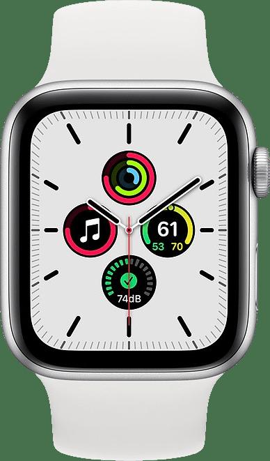 White Apple Watch SE GPS, 40mm.2