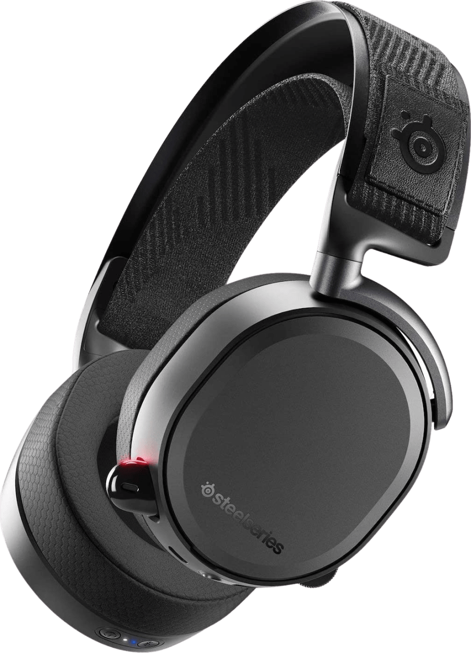 Schwarz SteelSeries Arctis Pro Wireless.1