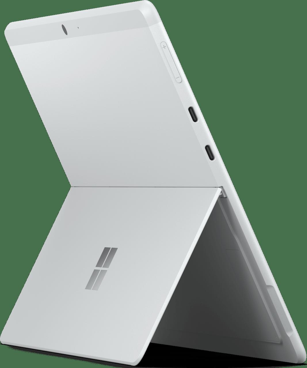 "Platin Microsoft Surface Pro X LTE 13"" - Convertible - Microsoft SQ2 - 16GB - 256GB SSD (Nur Gerät).3"
