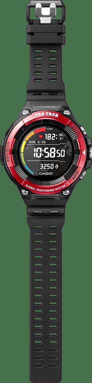 Rojo / ] Casio Pro Trek Smart WSD-F21 GPS Sports watch.2