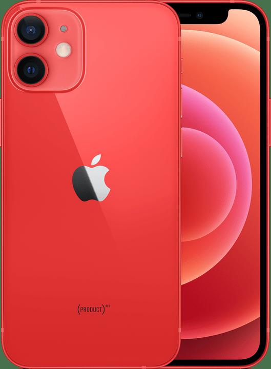 (Product)Red Apple iPhone 12 mini 128GB.1