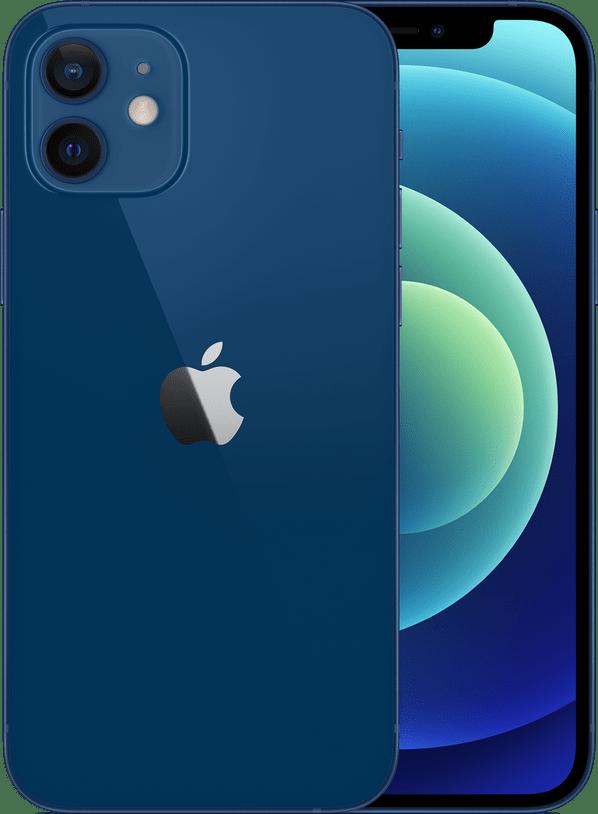 Blue Apple iPhone 12 64GB.1