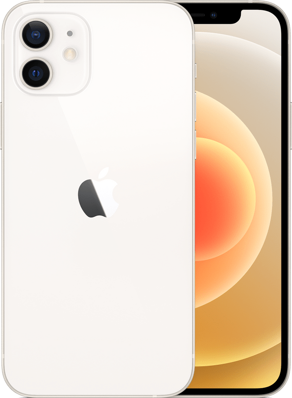White Apple iPhone 12 128GB.1