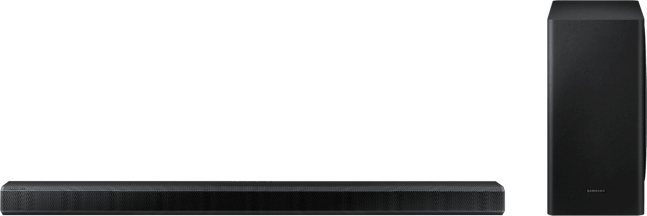 Black Samsung HW-Q800T Soundbar.1