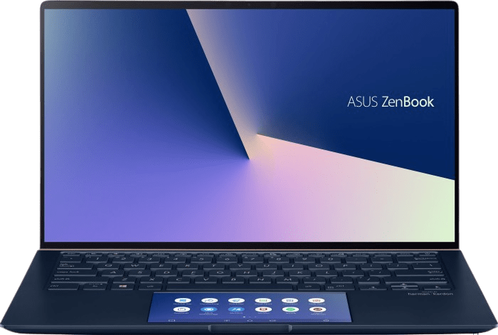 Royal Blue Asus ZenBook 14.1