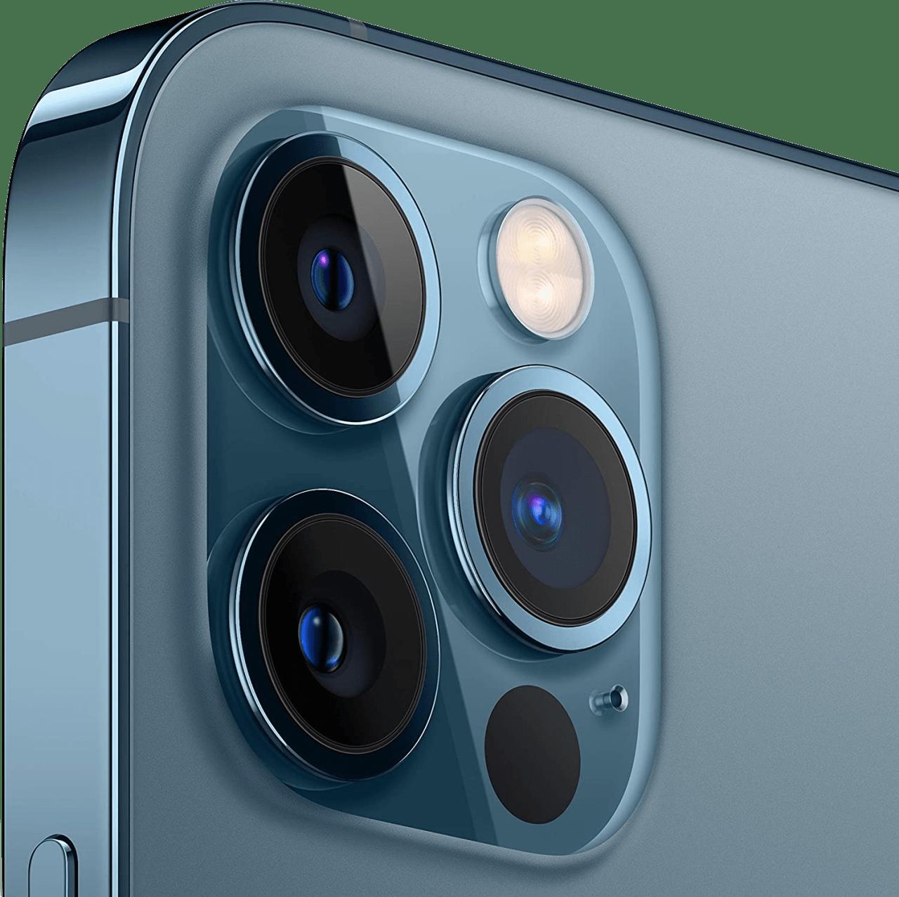 Pacific Blue Apple iPhone 12 Pro Max - 128GB - Dual Sim.4