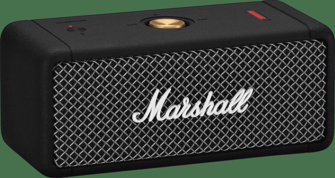 Black Bluetooth Speaker Marshall Emberton Bluetooth Speaker.1