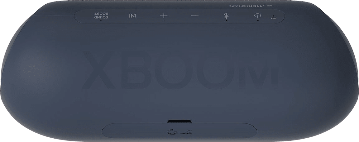 Black LG PL7 XBOOM GO.4
