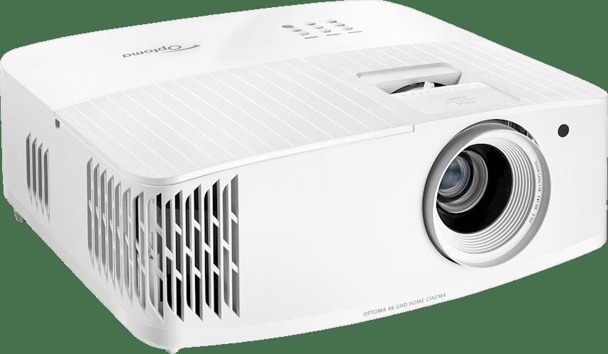 White Optoma UHD30.1