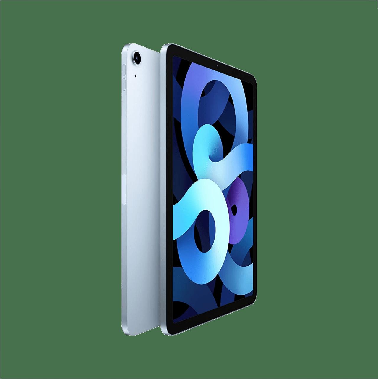 Blau Apple iPad Air (2020) - WiFi - iOS14 - 64GB.2