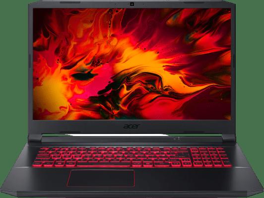 Black Acer Nitro 5 AN517-52-797G.1