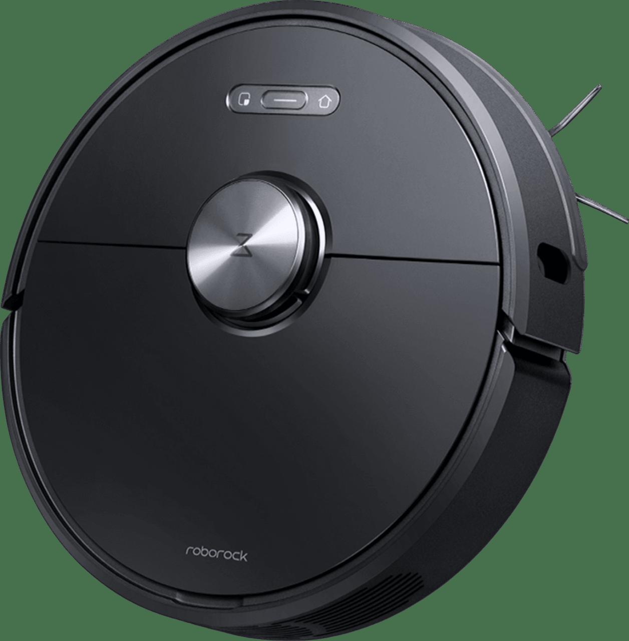 Black Xiaomi Mi Roborock S6 Vacuum & Mop Robot Cleaner.1