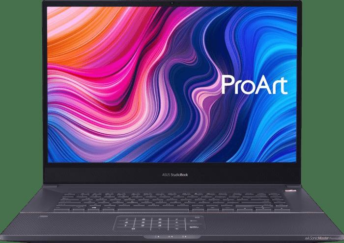 Star Grey Asus ProArt StudioBook 17.1