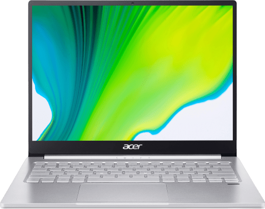 Silver Acer Swift 3 SF313-52G-71R2.1