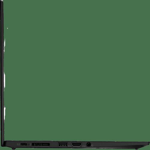 Black Lenovo ThinkPad X1 Carbon G8.3