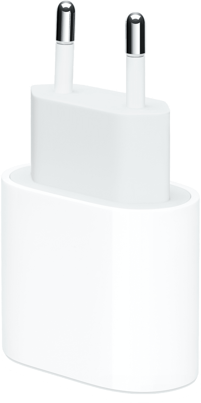 White Apple USB-C Power Adapter.1